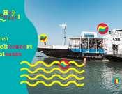 Hej, Dunáról - Streamelt gyerekkoncert-sorozat az A38 Hajón