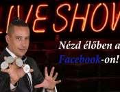 Live Bűvész Show