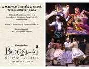 A Magyar Kultúra Napja - Bocskai Néptáncegyüttes online műsora