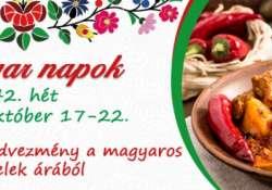 Interfood: október 22-ig 30% kedvezmény a magyaros ételek árából! klónja